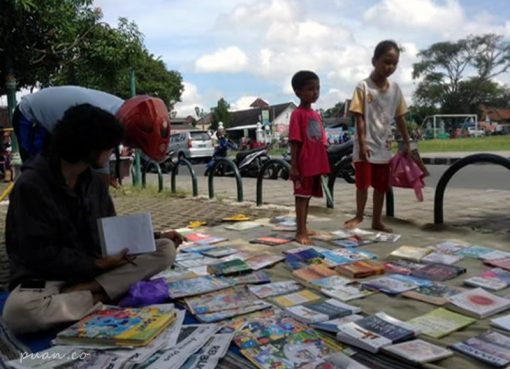 Daftar Perpustakaan Jalanan di Seluruh Indonesia