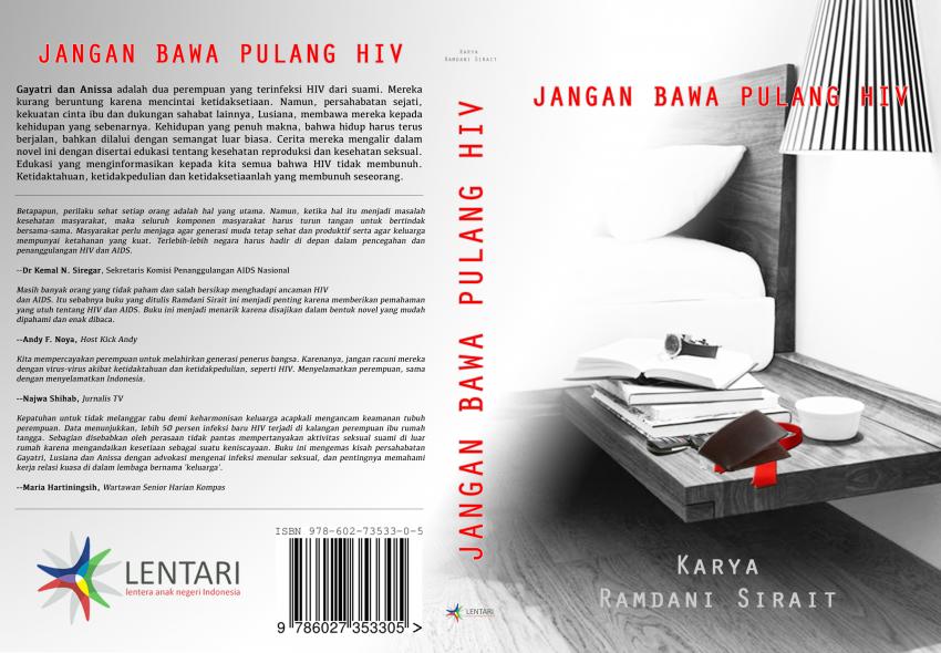 Buku ini mengupas pemahaman tentang HIV dan AIDS