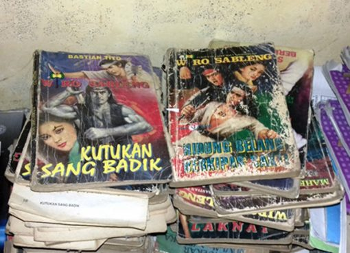 Wiro Sableng, tokoh pendekar rekaan Bastian Tito ini sangat melegenda di Indonesia.