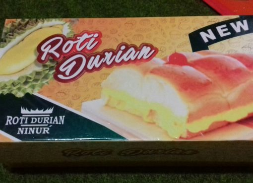 Nikmatnya Roti Durian Ninur hingga Sobekan Terakhir