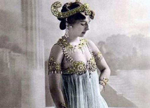 Namaku Mata Hari karya Remy Sylado