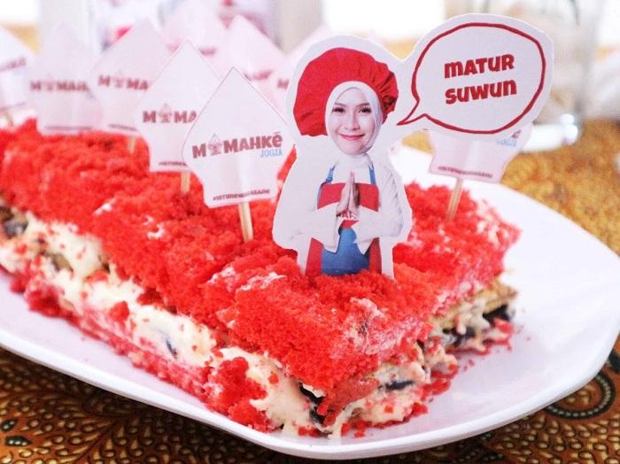 Bisnis Cake Artis Zaskia Adia Mecca