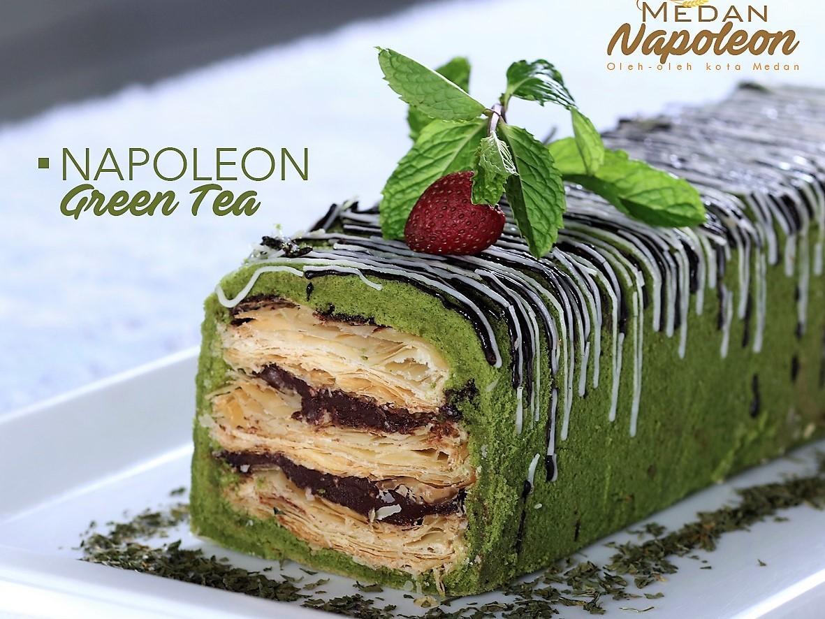 Melirik Bisnis Cake Artis: Medan Napoleon