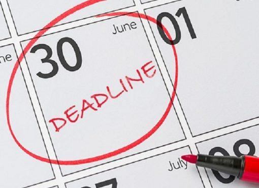 Jangan Panik Hadapi Deadline