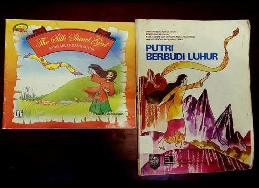 Penulis Solo Endang Werdiningsih Diduga Plagiat Karya Pendongeng Jambi