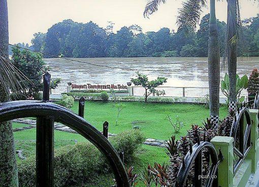 Menyusuri Taman Tanggo Rajo Ujung Tanjung Muaratebo