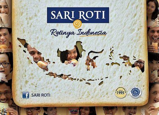SariRoti Rotinya Indonesia