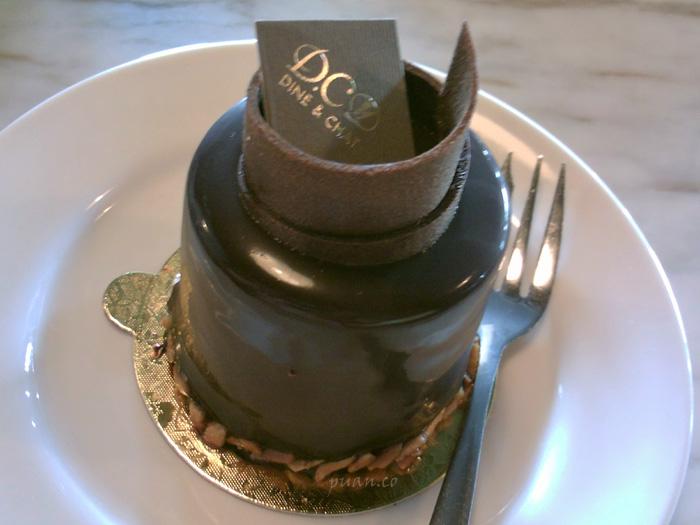 Shocoladed Torte untuk Penggemar Dark Coklat yang Moody