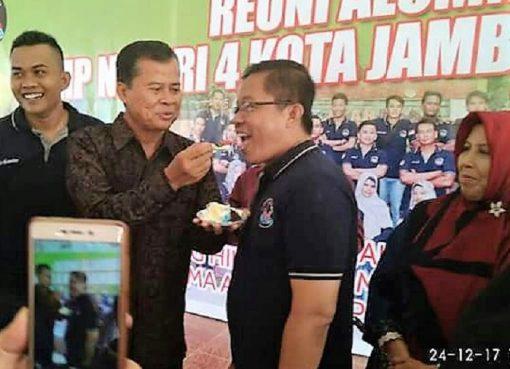 reuni SMP N 4 Kota Jambi, Ikatan Alumni SMP N 4