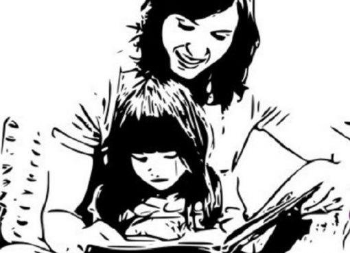 ibu_dan_anak_membaca